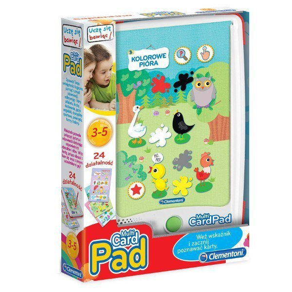 Multicard Pad