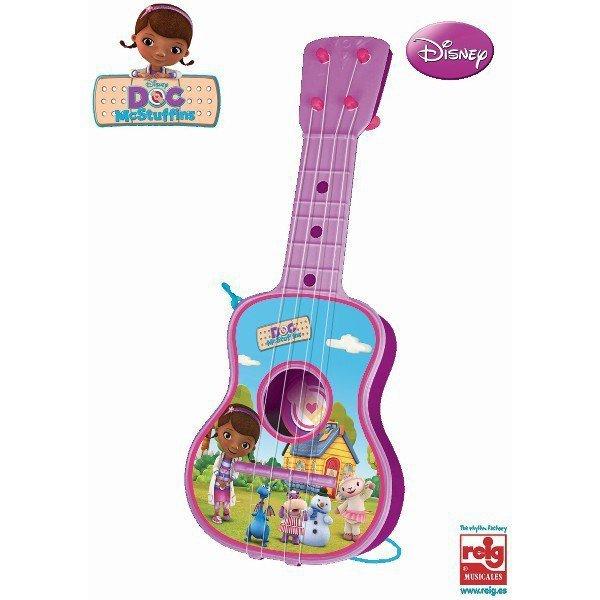 REIG Klinika Plu Gitara Czterostrunowa