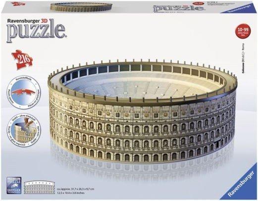 216 ELEMENTÓW 3D Colosseum