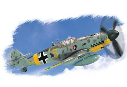 HOBBY BOSS Bf109G-2
