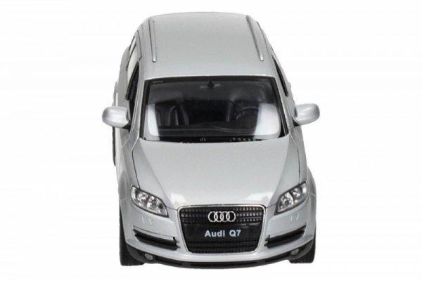 Audi Q7, srebrny