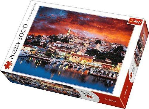 3000 elementów, Vrsar, Istria, Chorwacja