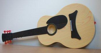 Gitara klasyczna z dźwiękami