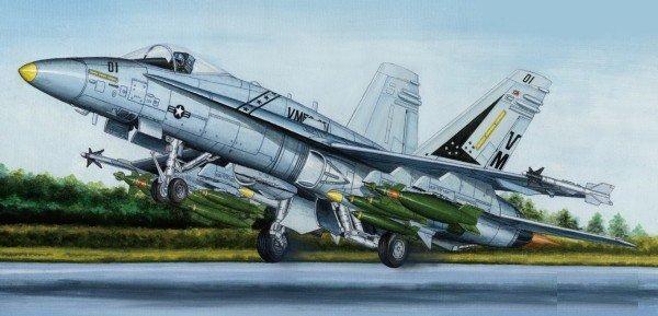 HOBBY BOSS F/A-18A Horne t