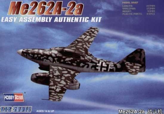 HOBBY BOSS Me 262A-2a