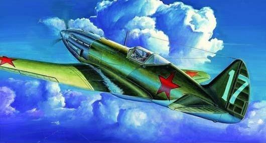 TRUMPETER Soviet MiG-3 E arly Version