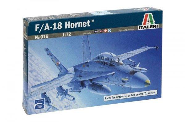 ITALERI F/A-18 C/D Wild Weasel