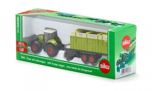 Traktor Class z Przyczepą