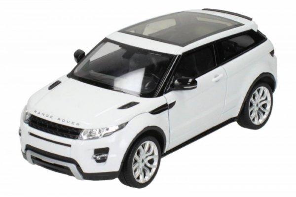 Land Rover Evoque, biały