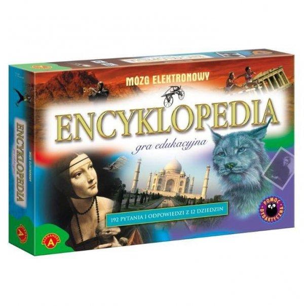 Gra Encyklopedia - Mózg Elektronowy