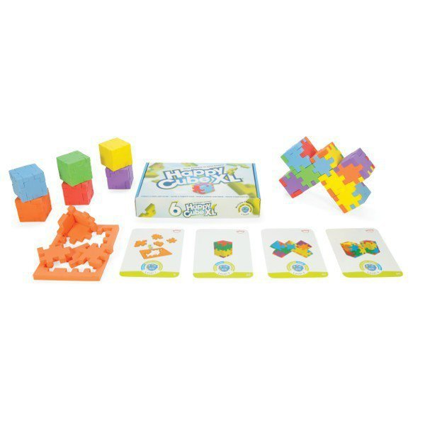 PUZZLE Giftbox with Challengebook
