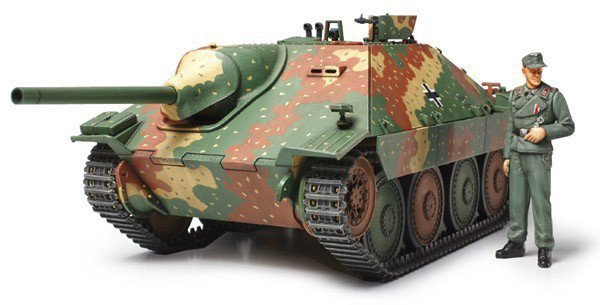 German Tank Destroyer Hetzer