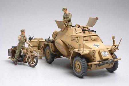 Sd.Kfz.222 North Africa