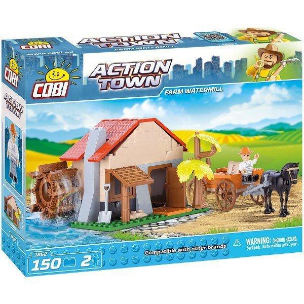 Klocki Action Town Farmwa termill 150 elementów