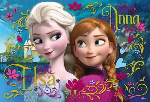 100 elementów, Frozen