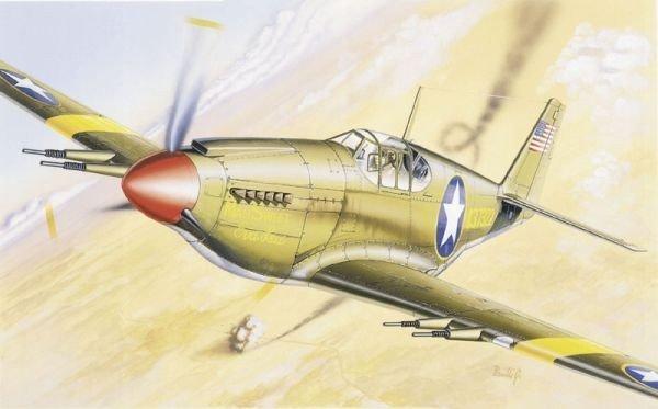 ITALERI P-51 Mustang I R azorback