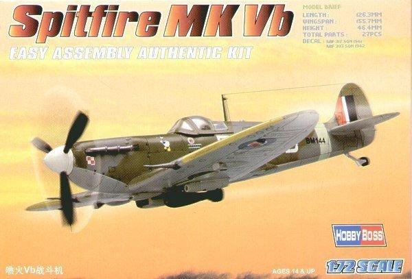 HOBBY BOSS Spitfire Mk Vb
