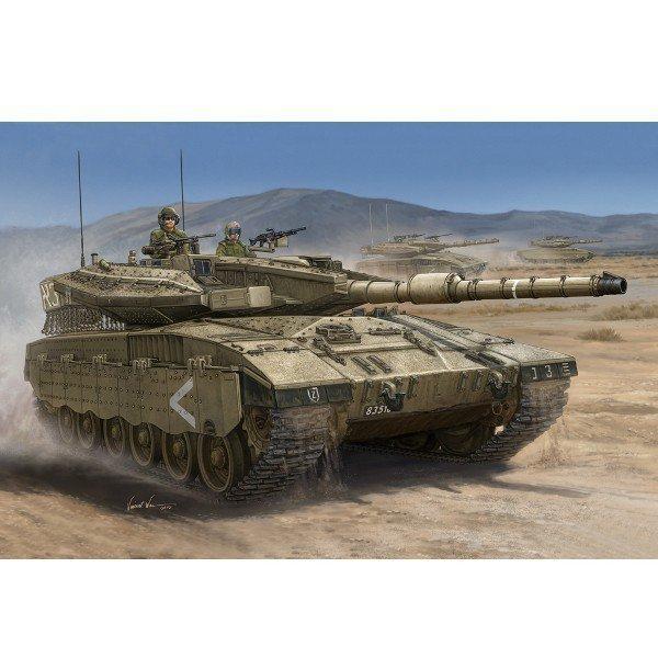 IDF Merkawa Mk.IIID