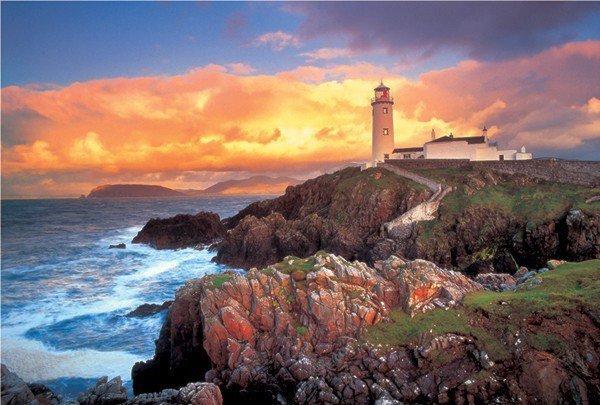 1500 elementów, Latarnia Morska w Irlandii
