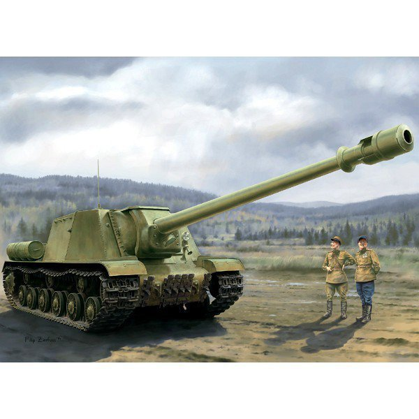 DRAGON ISU-152-2 Bl-10
