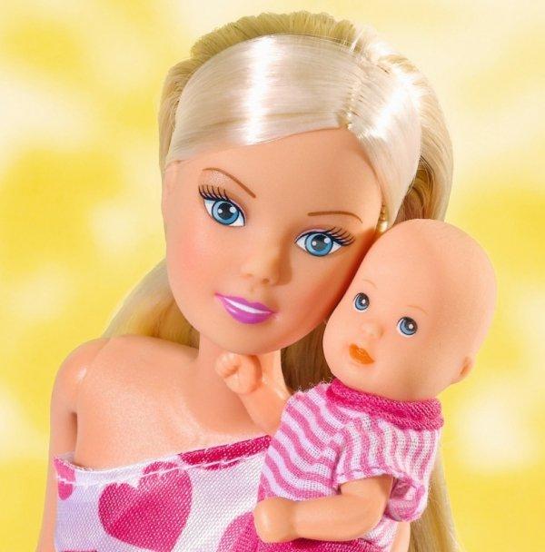 STEFFI Mama z dzieckiem w zestawie