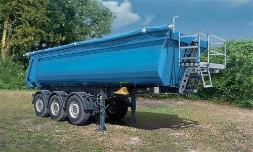 ITALERI Dumper Trailer Schmitz Cargobull