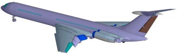 ZVEZDA Ilyushin IL-62 M Ultimate Kit