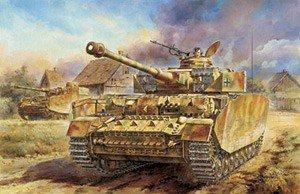DRAGON Pz.Kpfw.IV Ausf.H Late Production