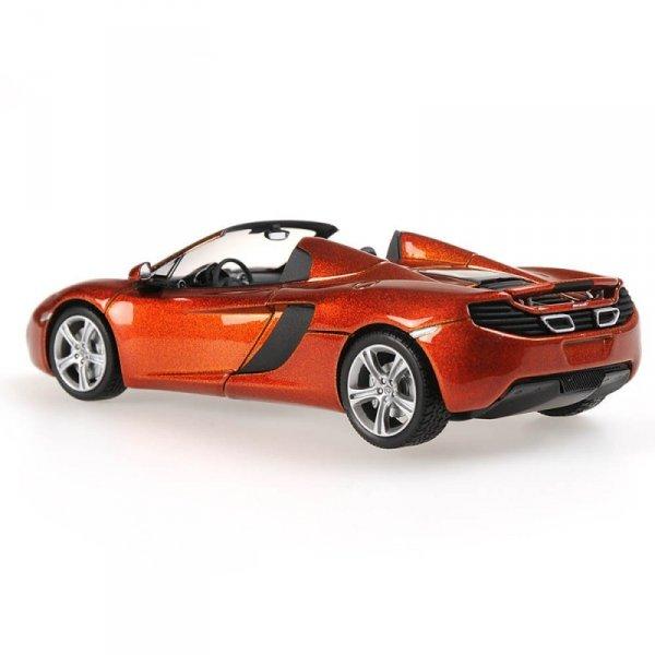 McLaren MP4-1 2C Spider 2012