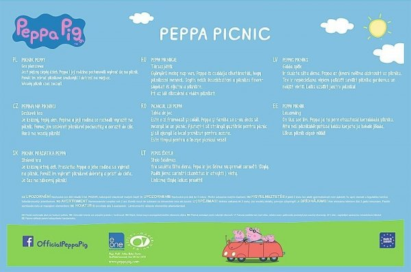 Gra Peppa Picnic