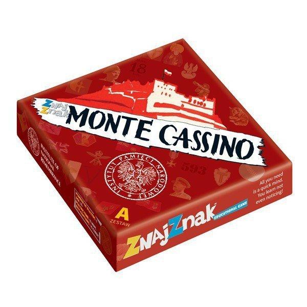 Gra Znaj Znak Monte Cassino