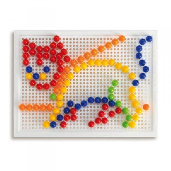 Fantacolor mozaika 10 mm 150 kołeczków