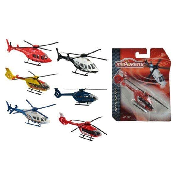 Helikoptery, 6 rodzajów
