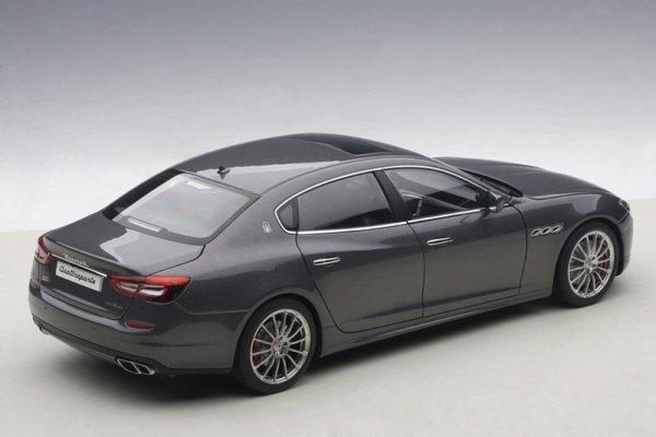 Maserati Quattroporte GTS 2015