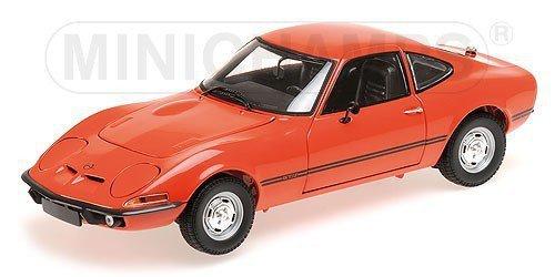 MINICHAMPS Opel GT/J 197 1 (red)