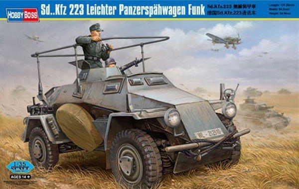 Sd.Kfz.223 Leichter