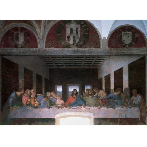 RAVEN. 1000 EL. Da Vinci , Ost. Wieczerza