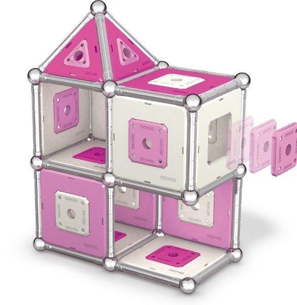 Kids Panels Girl Pink 142 elementów