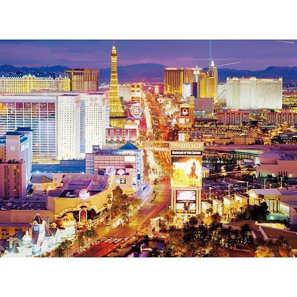 6000 Elementów Las Vegas