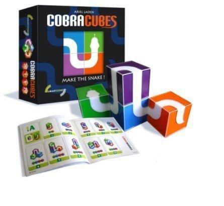 PUZZLE COBRA CUBES 3D