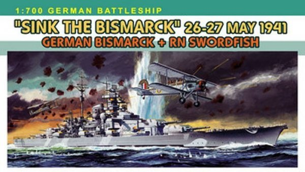 DRAGON Sink The Bismarck 26-27 May 1941