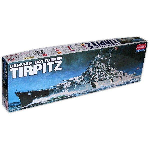 German Battleship Tirpitz