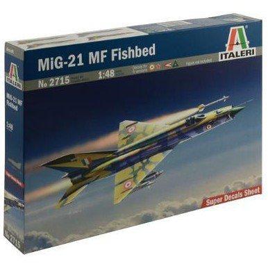 ITALERI Mig-21 MF Fishbe d
