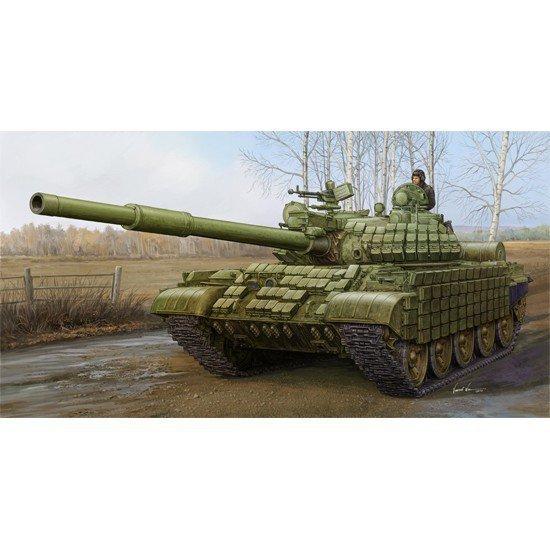 TRUMPETER Russian T-62 E RA Mod.1972
