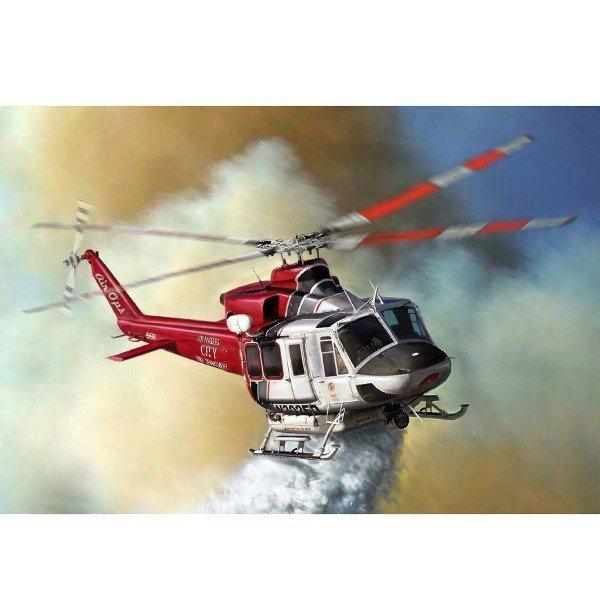 Bell 412 lafd
