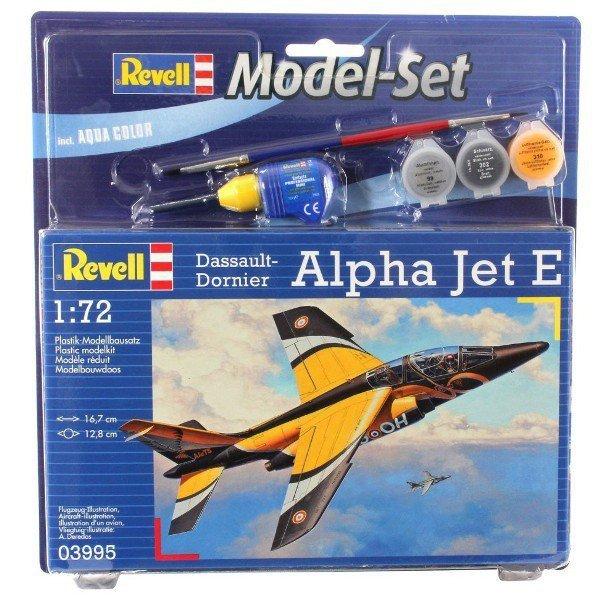 Model Set Alpha Jet E