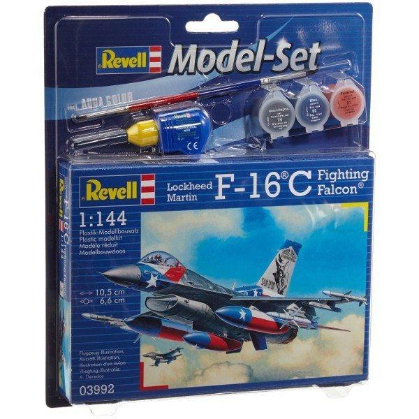 REVELL Model Set F-16c U SAF