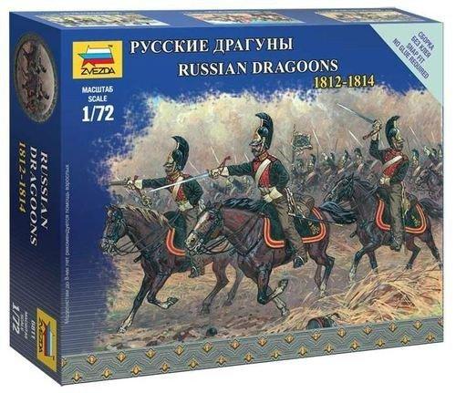 Russian Dragoons 1812-1814