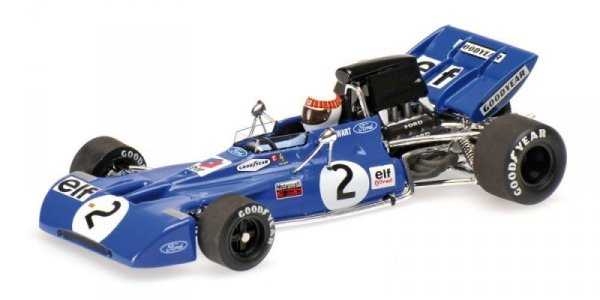 Tyrrell Ford 003 #2