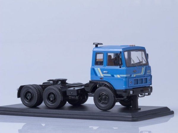 MAZ-6422 Tractor Truck (blue)